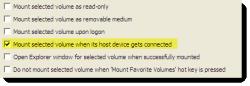 TrueCrypt USB AutoMount