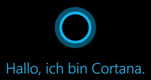Windows Sprachsteuerung mit Cortana