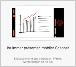 OfficeLens: Der Mobile Scanner