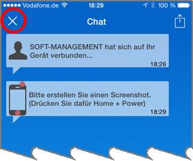 Teamviewer QS: Session beenden