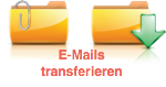 Der Outlook E-Mail-Transfer