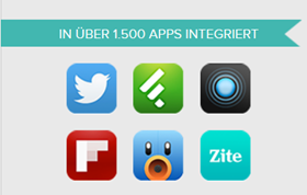 Pocket: Viele Apps
