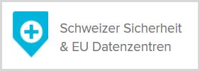 Das REchenzentrum in der Schweiz
