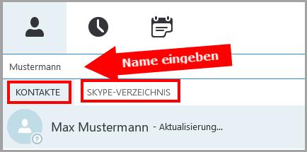 kein skype mehr