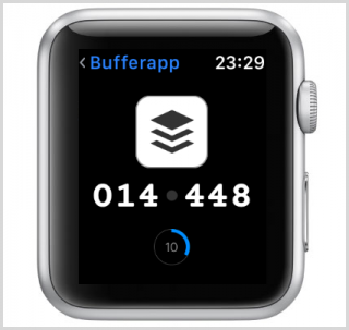 2FA-Code auf der Apple Watch