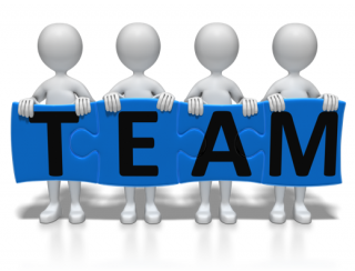 Office Groups im Team