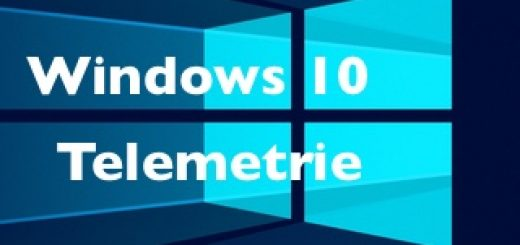 Windows 10 Telemetrie